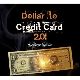 Dollar To Credit Card 2 0 By George Iglesias
