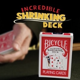 Incredible Shrinking Deck in Bicycle