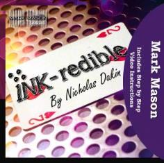INK REDIBLE BY NICHOLAS DAKIN